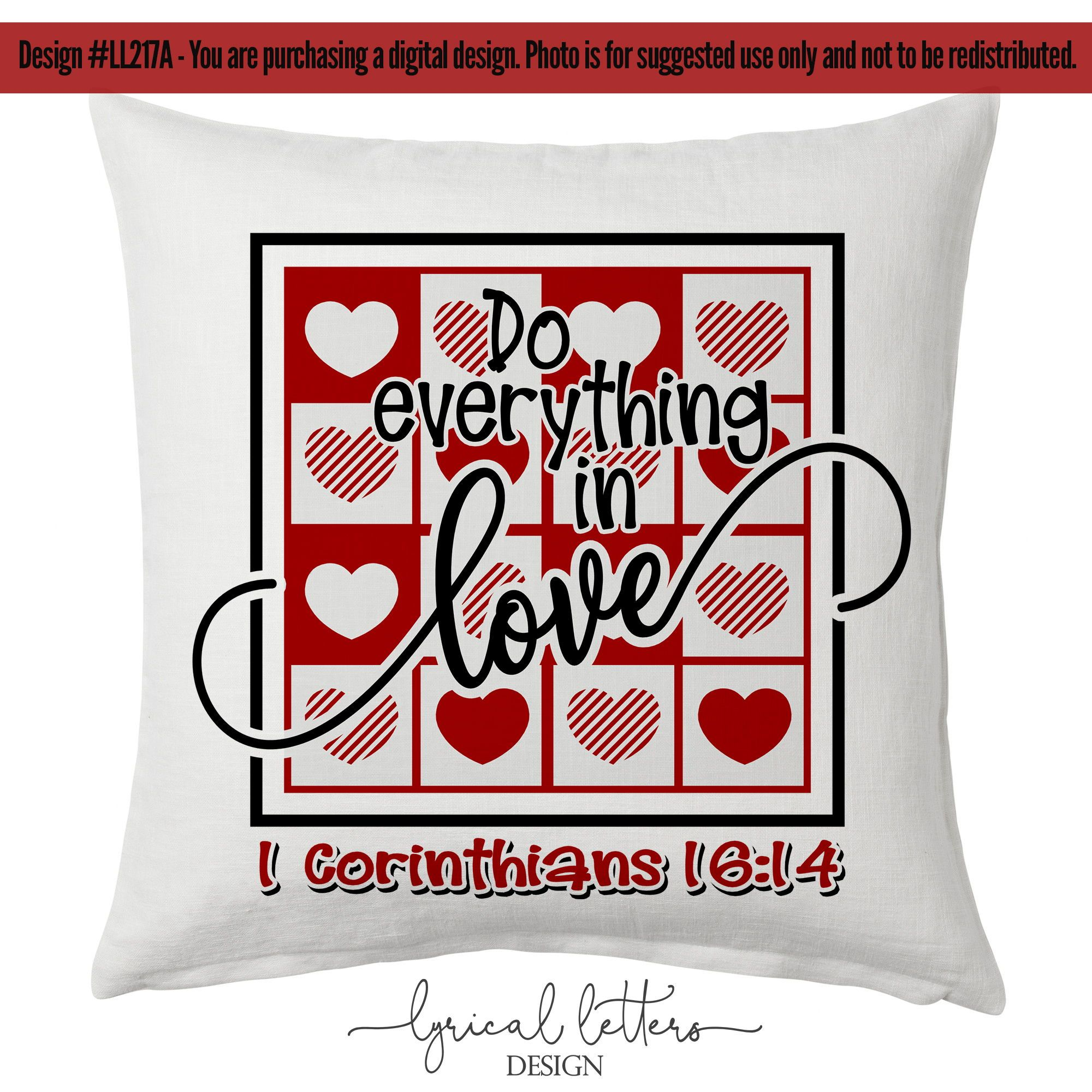 Download Do Everything In Love SVG DXF FCM LL217A   Do everything ...