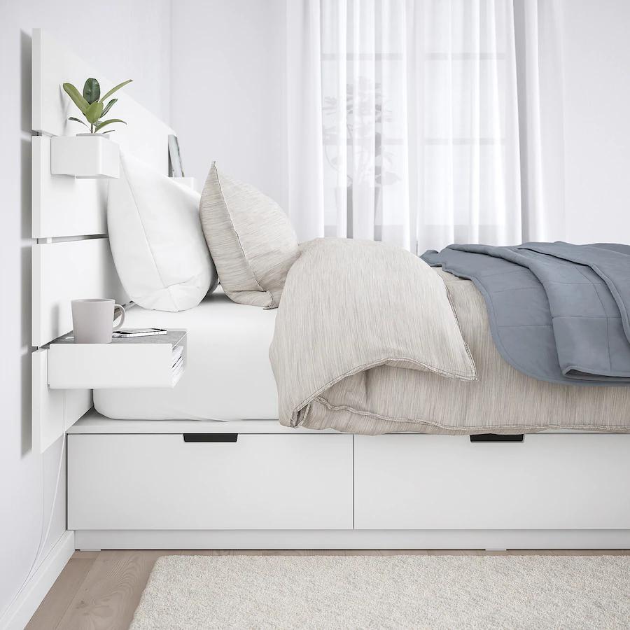 Malm Bed Frame High White Luroy Ikea Malm Bed Frame High Bed Frame White Bed Frame
