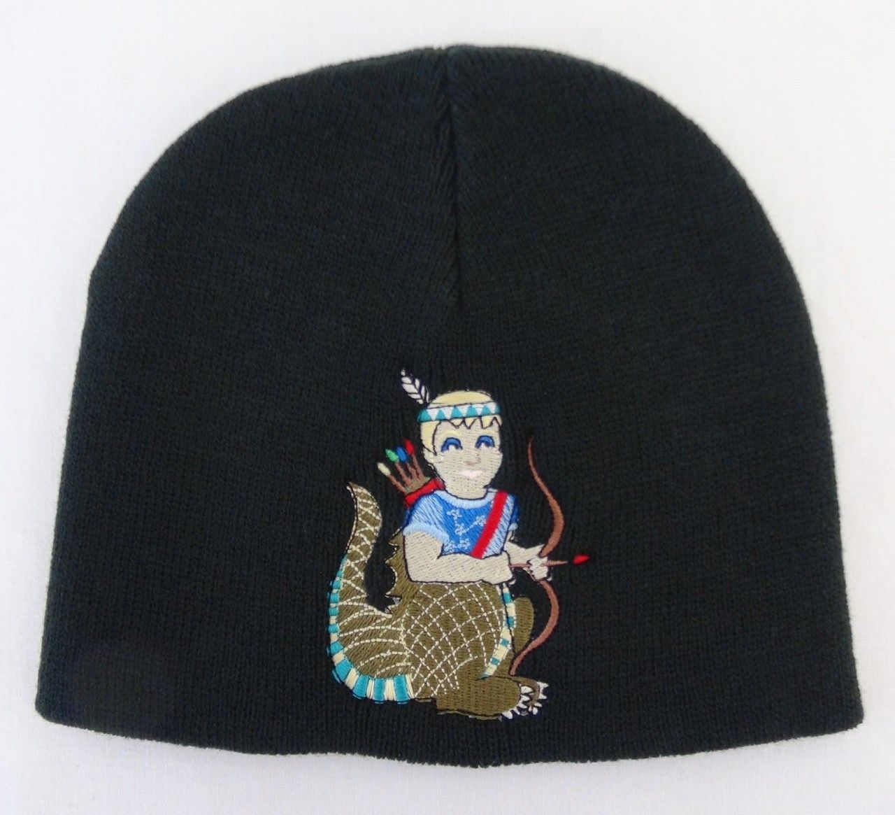 MALABAGOO - COURAGEOUS DAVE - Embroidered Black Knit Cap, $22.00 (https://store-ah1eo2nl.mybigcommerce.com/courageous-dave-embroidered-black-knit-cap/)