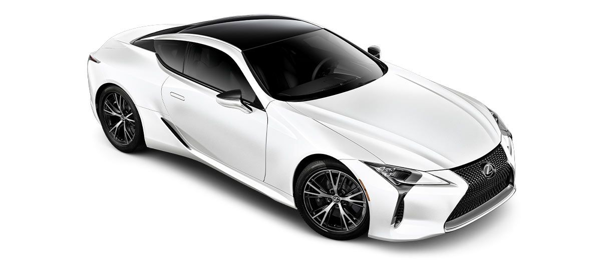 2018 Lc 500 In Ultra White With 20 Inch Split 10 Spoke Cast Alloy Dark Silver With Machined Finish Span Class Tooltip Trigger Lexus Lc Lexus Convertible Lexus