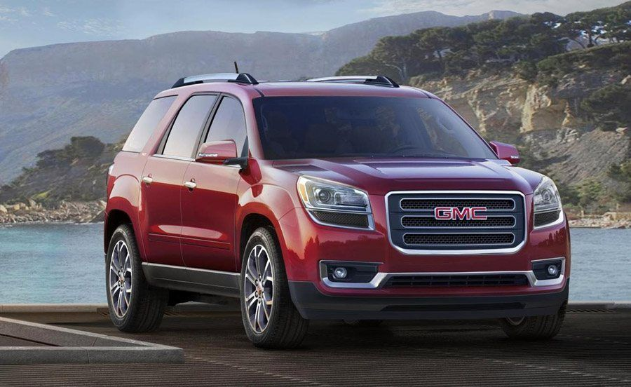 This 8 passenger SUV can handle it all it can do anything and