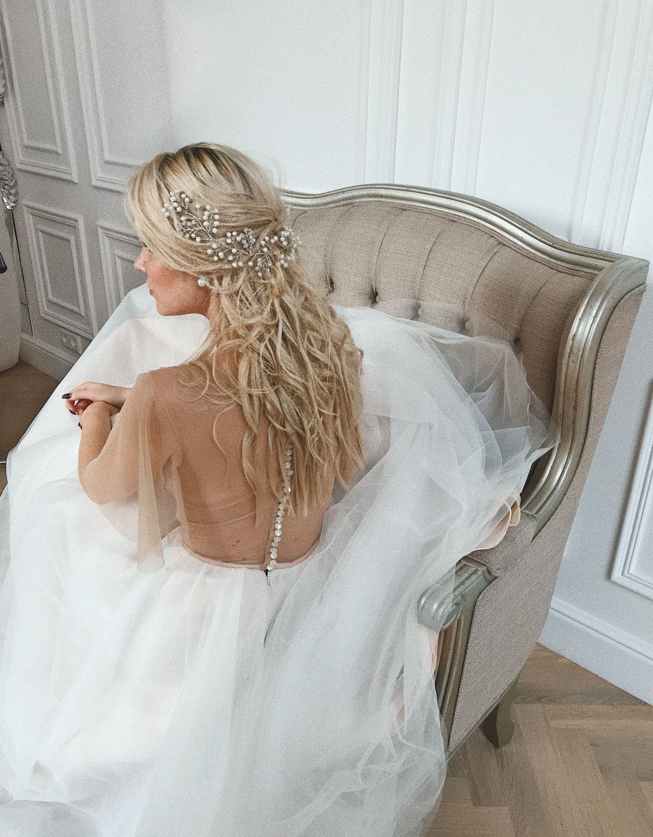 Pin by marina romanova on wedding hair pinterest
