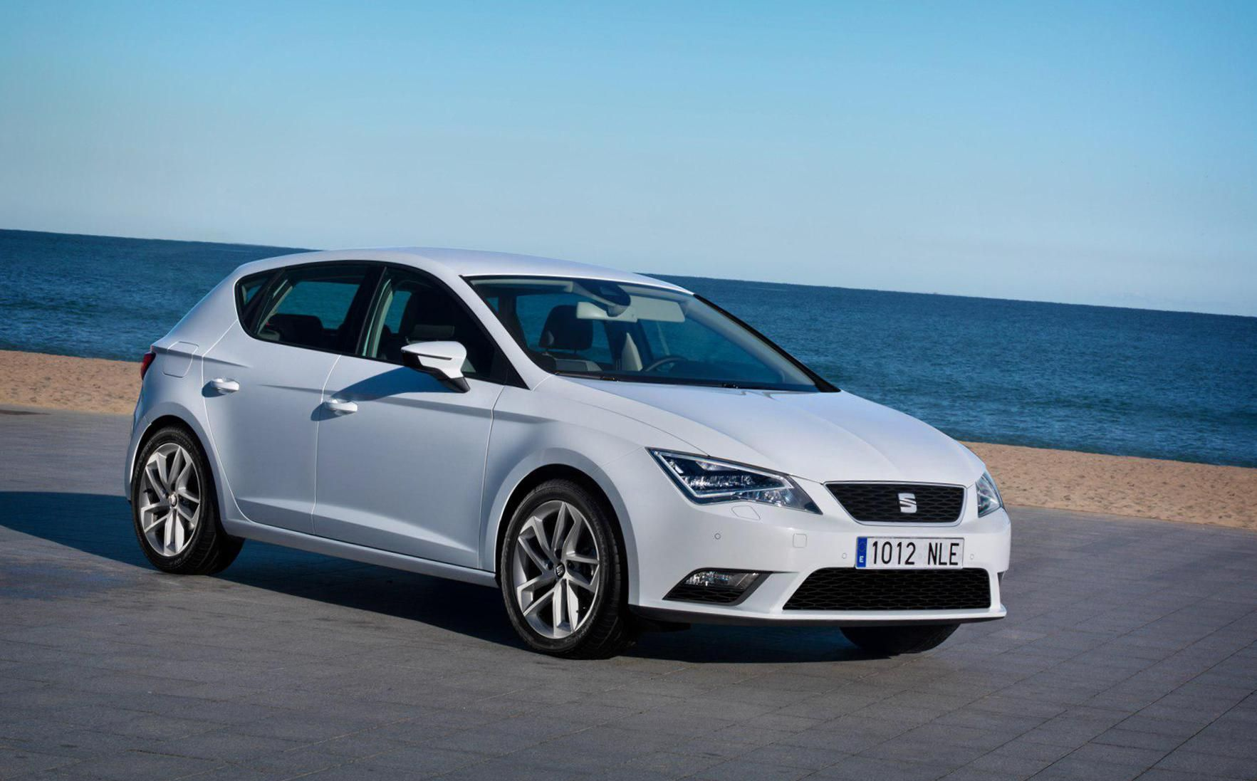 Seat Leon Mk2 Fr Down And Out Stickers Rear New Car Decals Racing Style Design [ 1146 x 1146 Pixel ]
