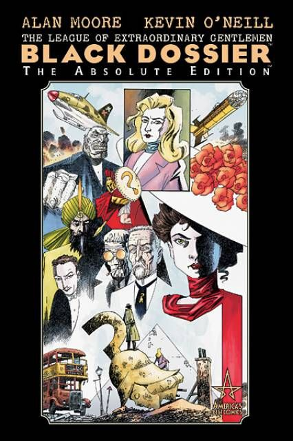 Absolute League of Extraordinary Gentlemen: The Black Dossier (Volume)