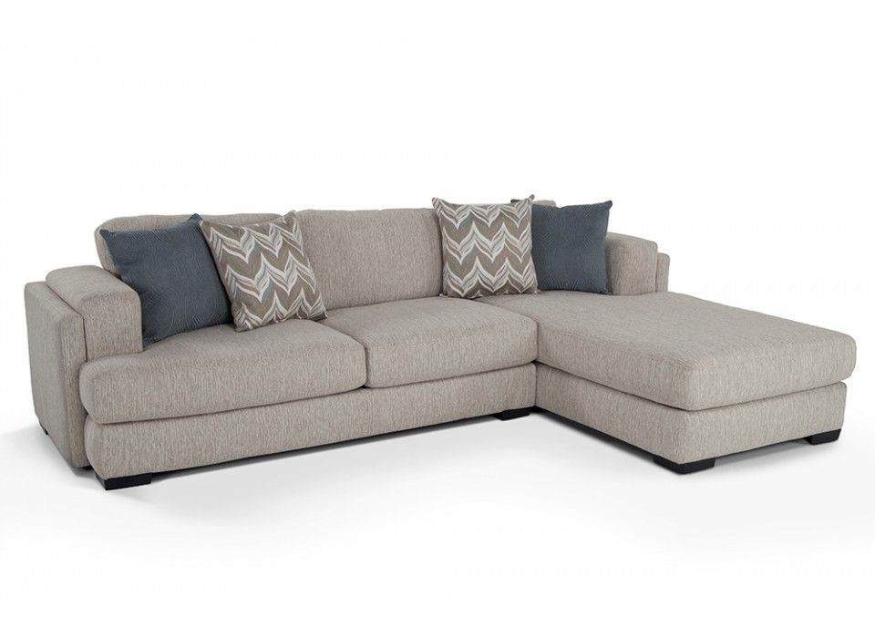 Ava Left Arm Facing Sectional | Sectionals | Living Room | Bob\'s ...