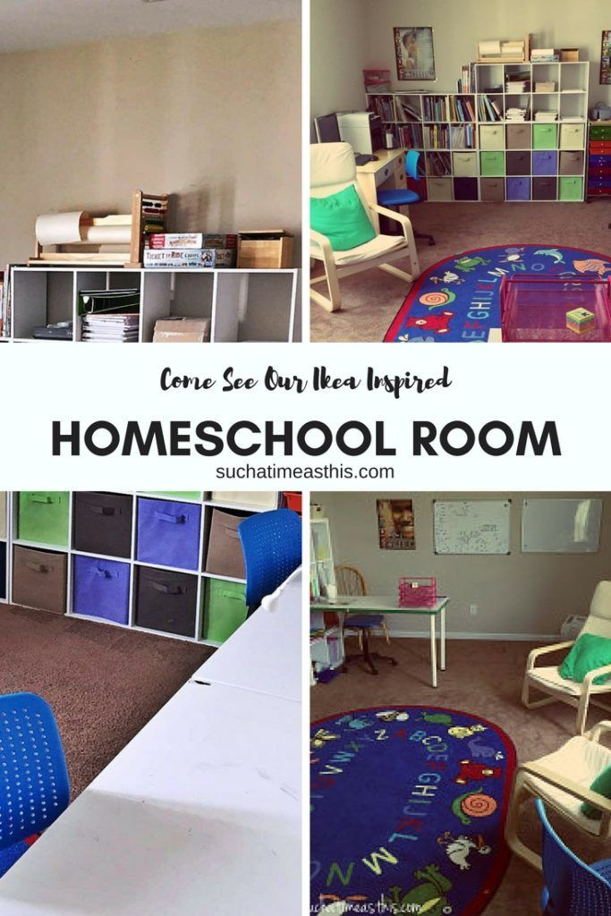 Photo of Our Homeschool Room {Ikea Inspired Home} ~ Such a Time As This