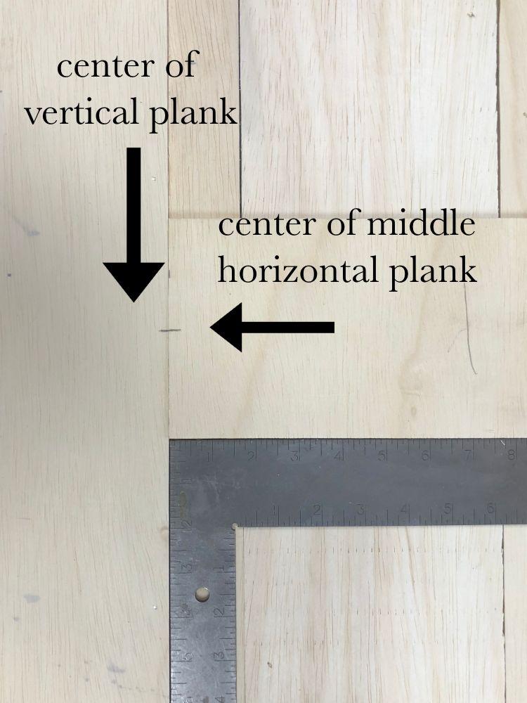 Diy Bifold Barn Door Transform A Closet Door For 15 With 1 4 Plywood Bifold Barn Doors Bifold Doors Makeover Barn Door