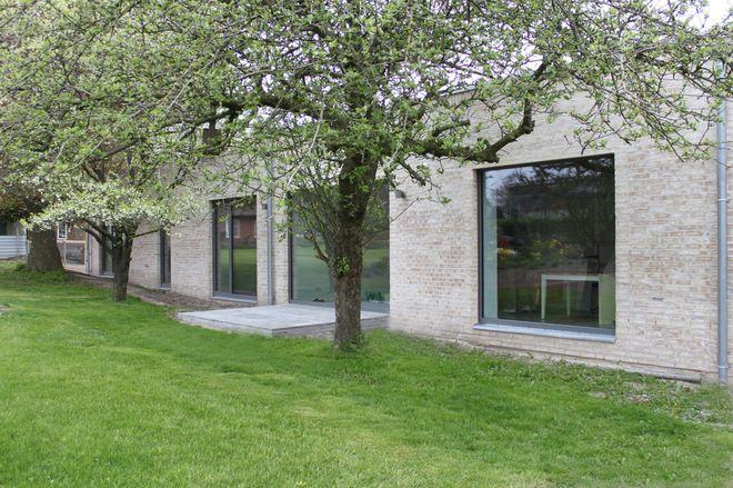 Modern Haus \ Fassade by MIßFELDT KRAß ARCHITEKTEN BDA Dream - Haus Modern