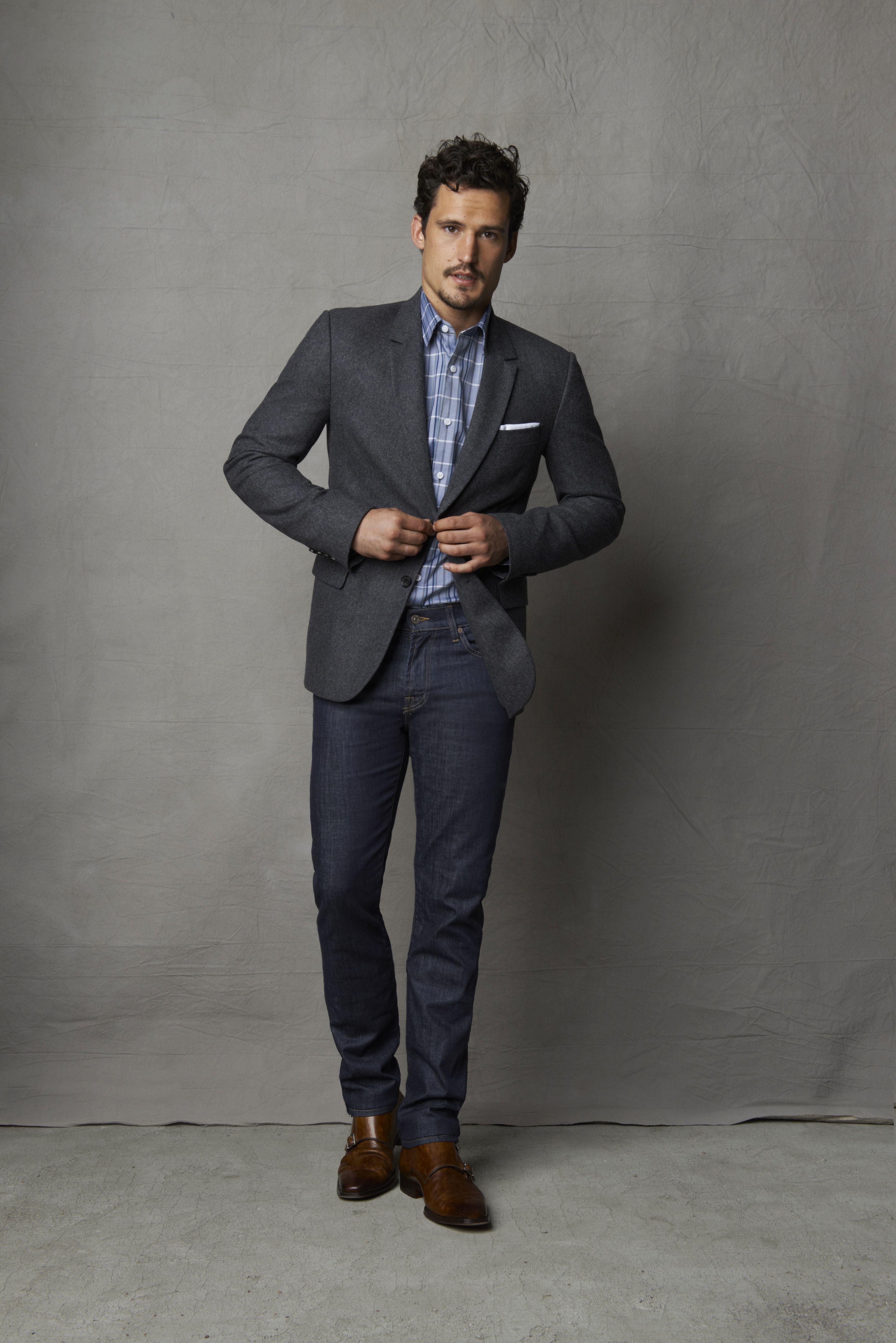 Men's Jeans Mens fashion suits, Men casual, Mens fashion