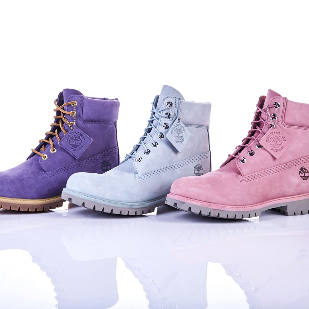Por separado Sentirse mal Maravilla  Fresh colors. Classic boot. It's the perfect match. Pick up a new pair of  Timberland 6