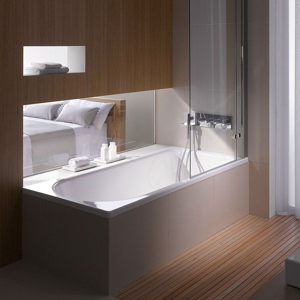 Tell steel baths good or bad. Or is it better to buy acrylic or cast iron 55
