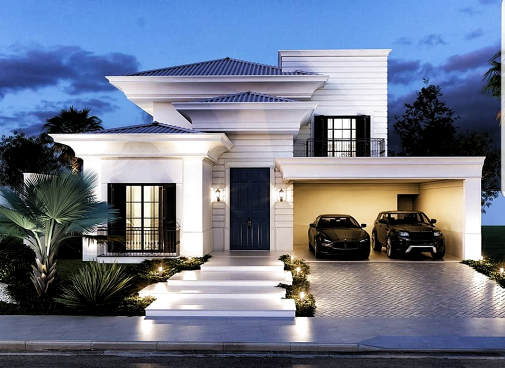 Pin By Joze Torres On Entradas Architect House Classic House Exterior House Architecture Design