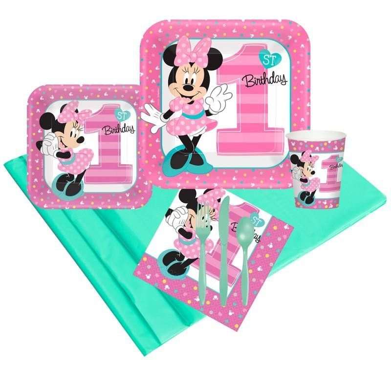 Minnie Mouse Party Pack