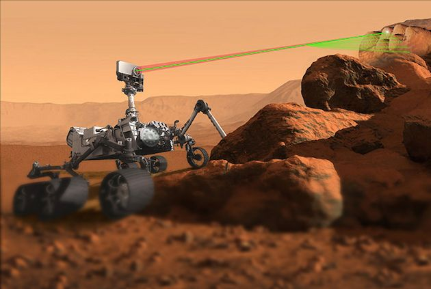 The road to Mars: NASA's next 30 years 6/23/15 hopes it will be close to launching a manned mission to the surface of Mars.