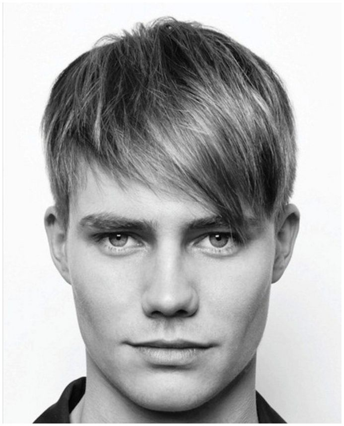 Fabulous 1000 Images About Archie Hair Solution On Pinterest Boy Short Hairstyles Gunalazisus
