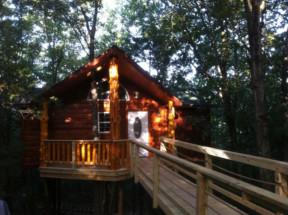 Charmant Misty View Luxury, Romantic Treehouse Cabin