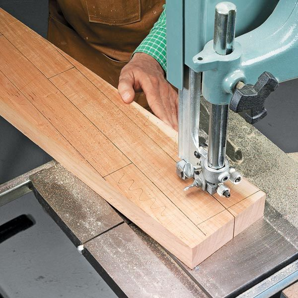 Pin On Bandsaw Jigs And Techniques