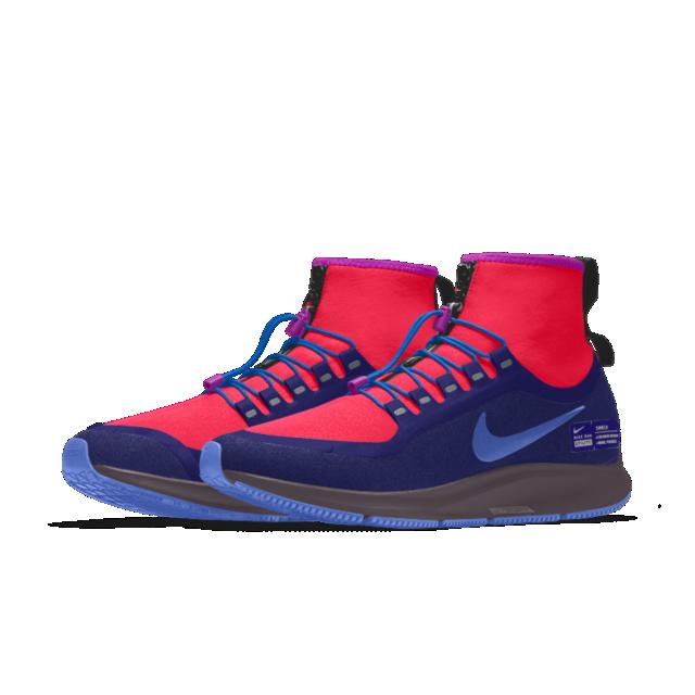 1b62485728f0 Nike Pegasus 35 Shield Mid iD Running Shoe. Nike.com UK