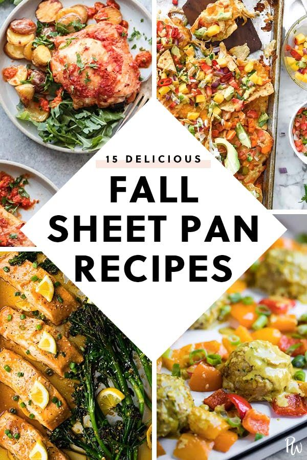 15 Fall Sheet-Pan Recipes to Try for Dinner images