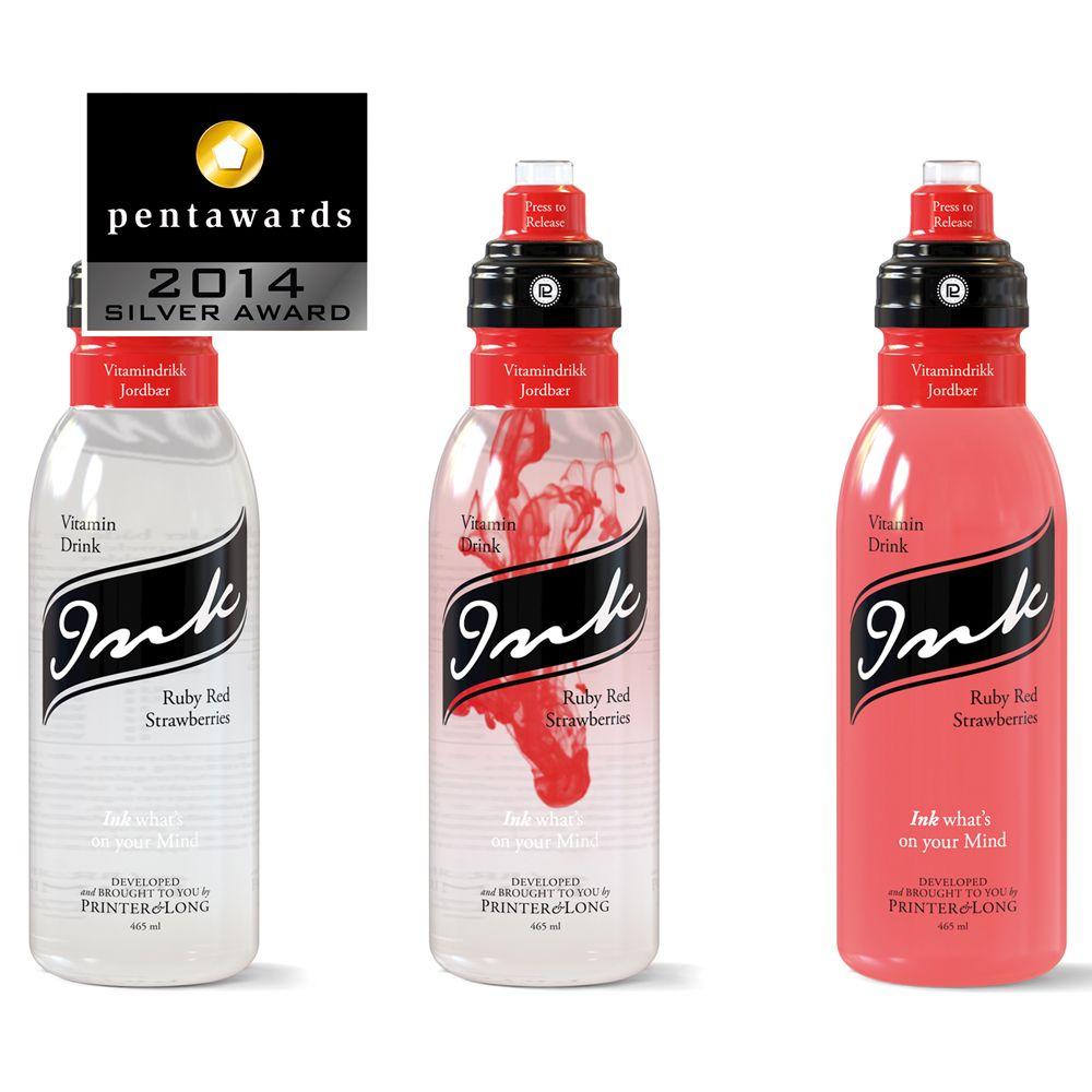 Silver Pentaward 2014 Beverages - Functional beverages Brand