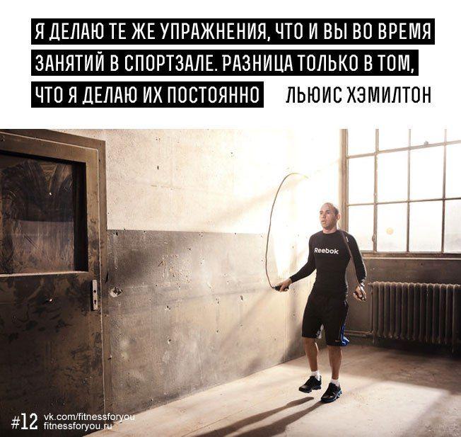 Motiviruyushie Citaty Pro Sport I Zdorove Velikih Sportsmenov Lyuis