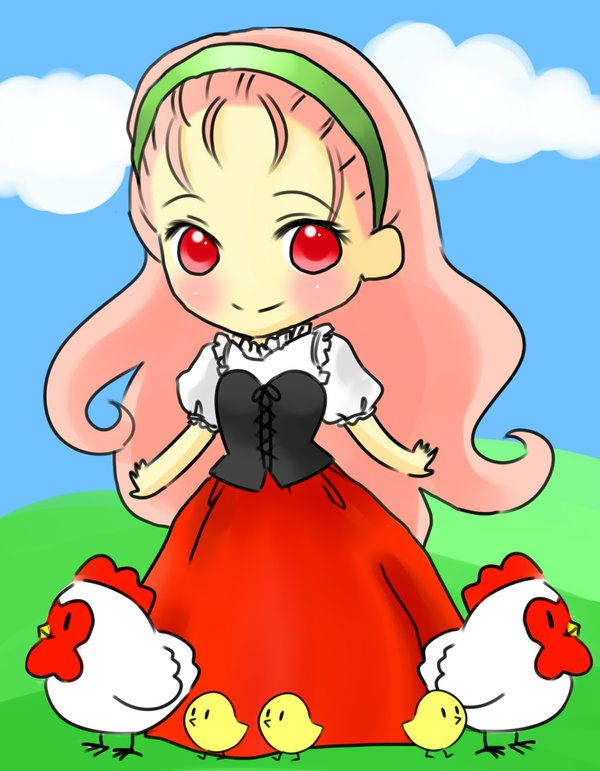 Popuri Hm Mfomt By Strawberrypinkheart On Deviantart Harvest Moon Game Harvest Moon Fire Emblem