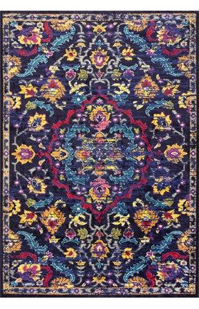 I love the colors and details of this collection-Albina Medallion Ornate CR13 Rug