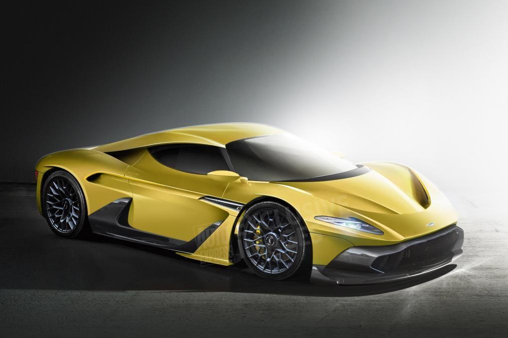 Aston Martin Prepping Supercar To Take On The Ferrari 488 Super Cars Aston Martin New Aston Martin
