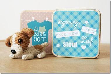 Leuk voor #babykamer: een geboortekaartje, foto of andere print op een bijzondere manier vereeuwigen? Denk dan eens aan een Houtprint.   www.dotslifestyle.nl