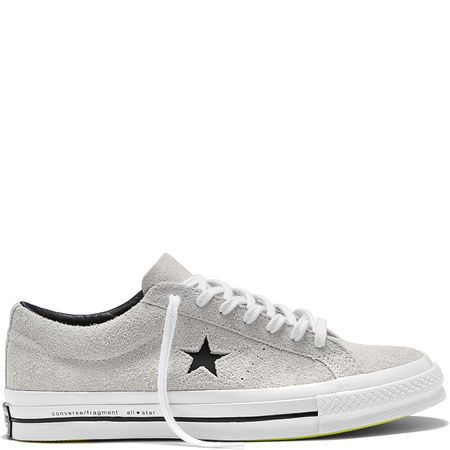 Converse Cons One Star '74 Fragment Design Vaporous Gray