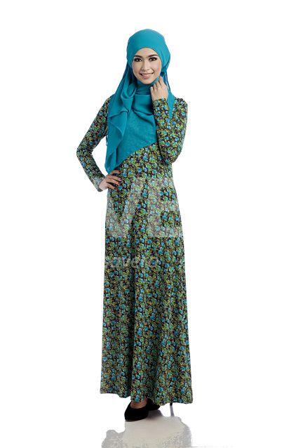 Baju Warna Hijau Cocok Dengan Jilbab Warna Apa