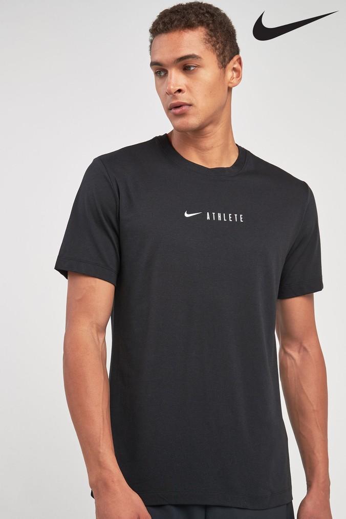 nike athlete t shirt uk