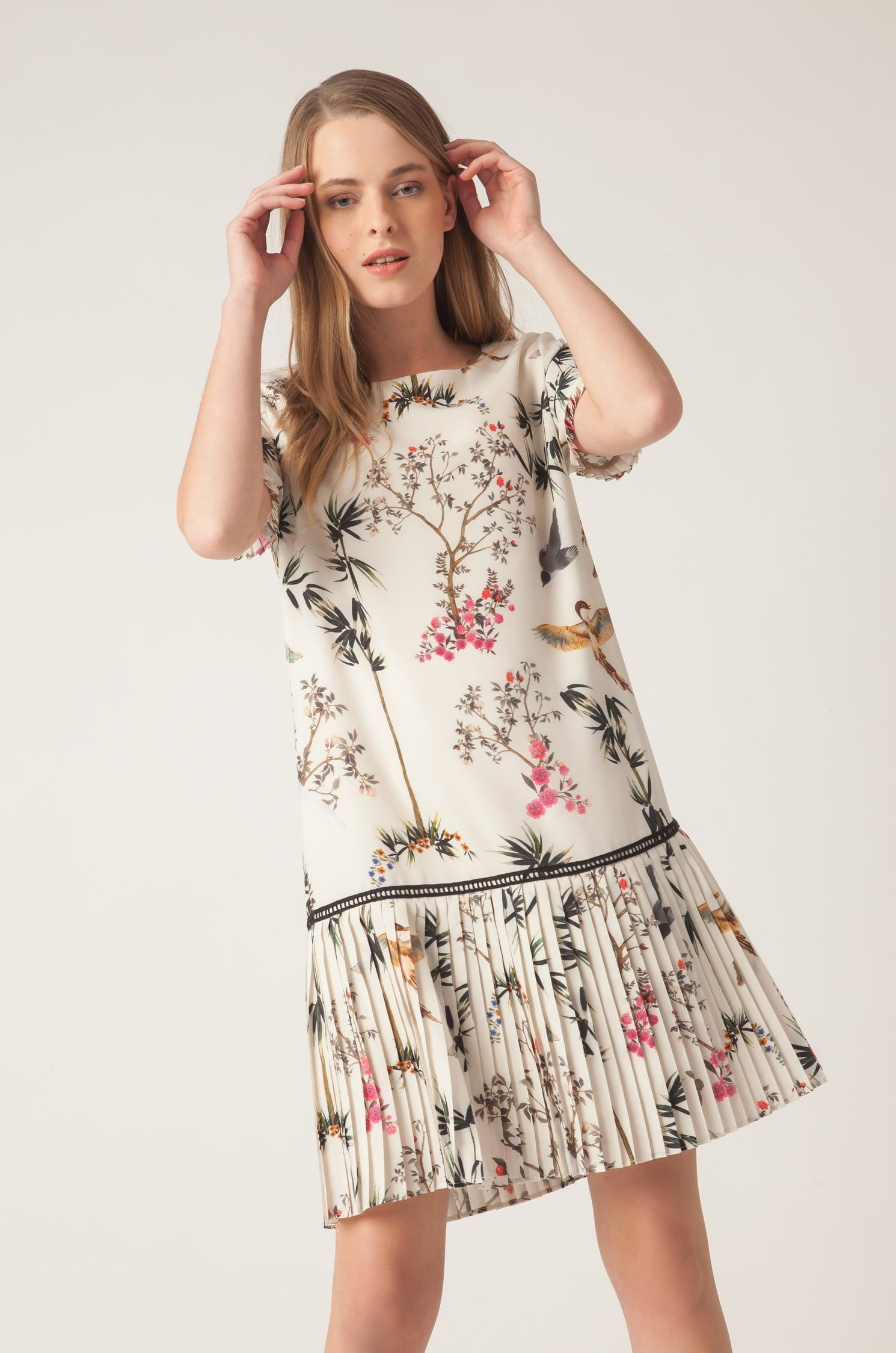 b336e33d W2019 Solar Sukienka - Sukienki - Ubrania | Sukienki w 2019 ...
