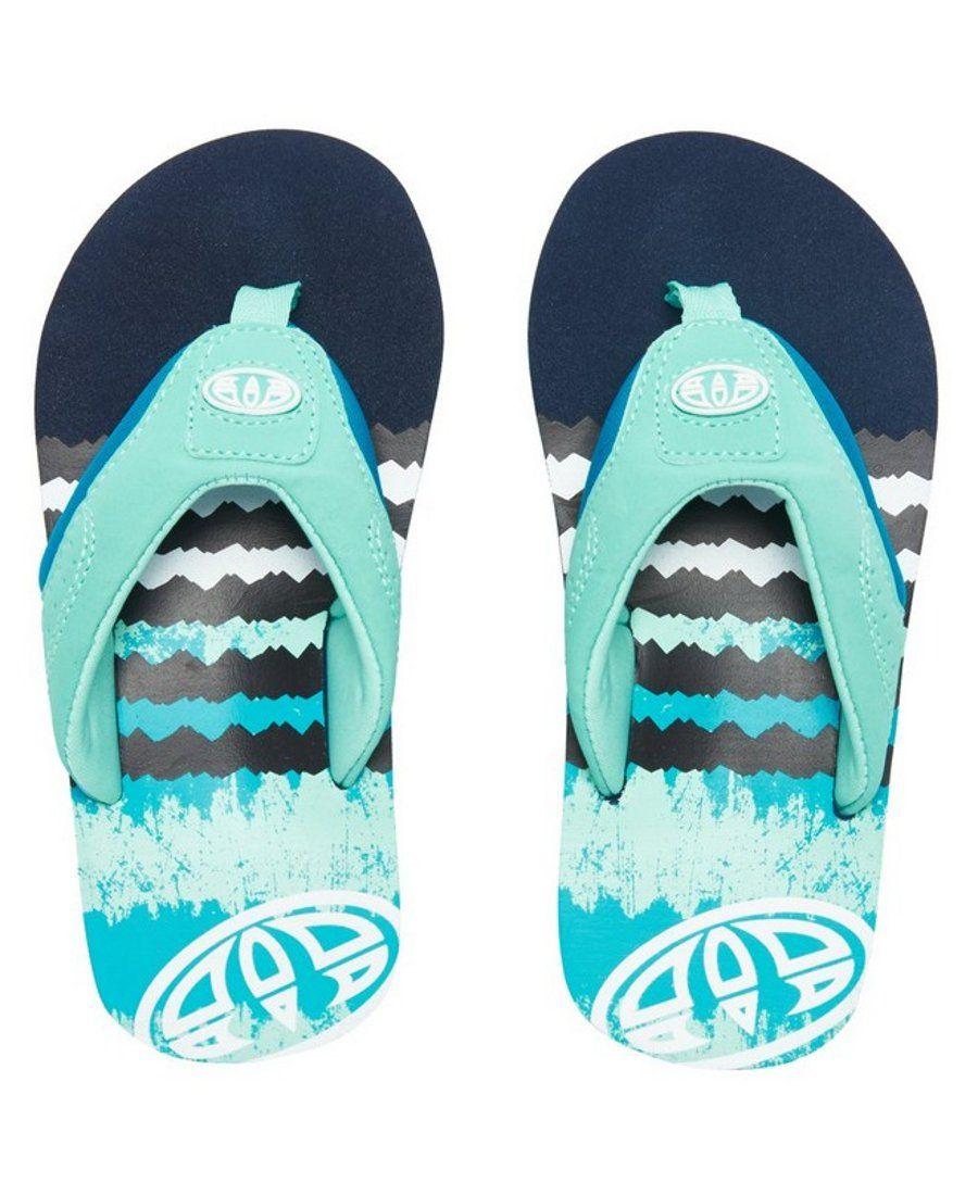 Animal Boys Jekyl Logo Summer Flip Flops