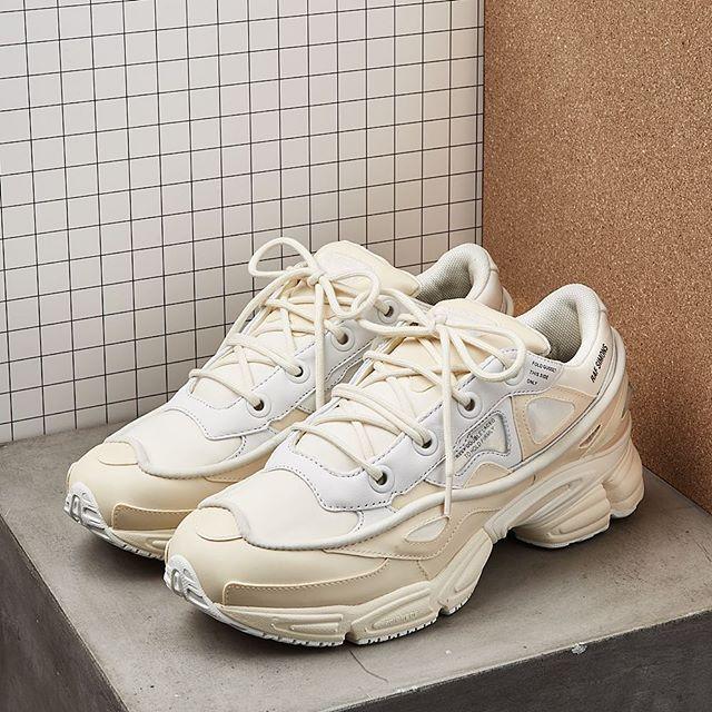 Adidas x raf simons rs ozweego bunny scarpe scarpe pinterest