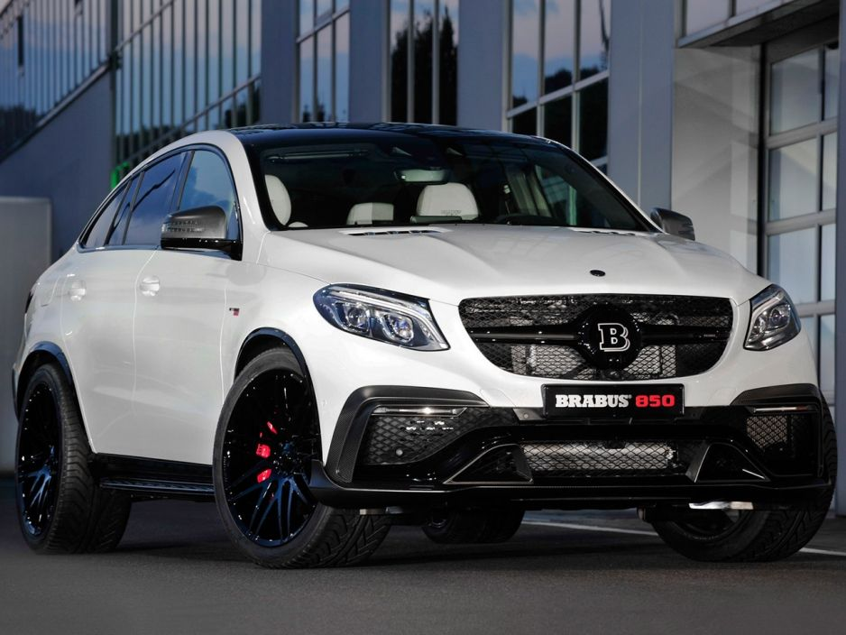 mercedes gle coupé: tuning von brabus | cars, 4x4 and mercedes benz