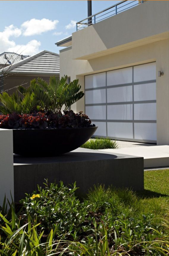 Planting ideas - front yard, Perth, #Front #ideas #Perth # ...