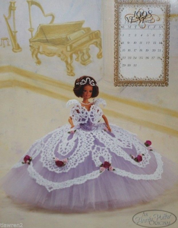 Annie Potter Presents \'Miss March 1998\' Royal Wedding Collection ...