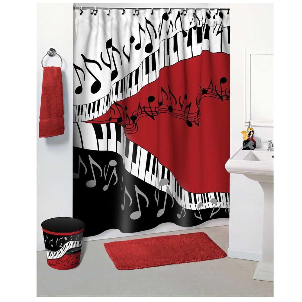 Elegant Music Bathroom For The Kids I Think So!