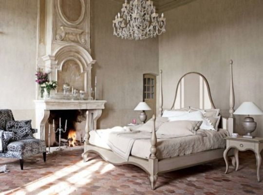 Camera Da Letto Matrimoniale In Francese : Casas decoradas destacado elegante refinado glamoroso