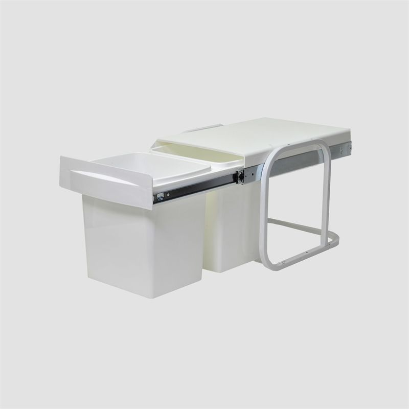 find kimberley products 2 x 15l concealed twin kitchen bin at bunnings warehouse visit your