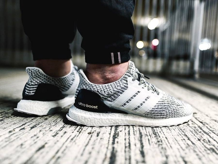 Adidas Ultra Boost 3.0 'Zebra' - Sole