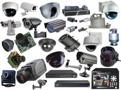 Камера видеонаблюдения и их типы