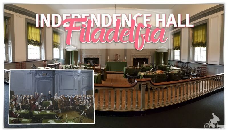 Independence Hall en 2020 Filadelfia, 13 colonias