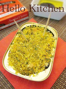スモークオイスター缶カン丸ごとパン粉焼き by モンステラUSA [クックパッド] 簡単おいしいみんなのレシピが249万品