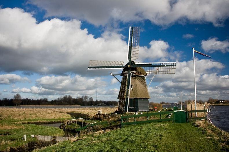 Where I live... The Netherlands