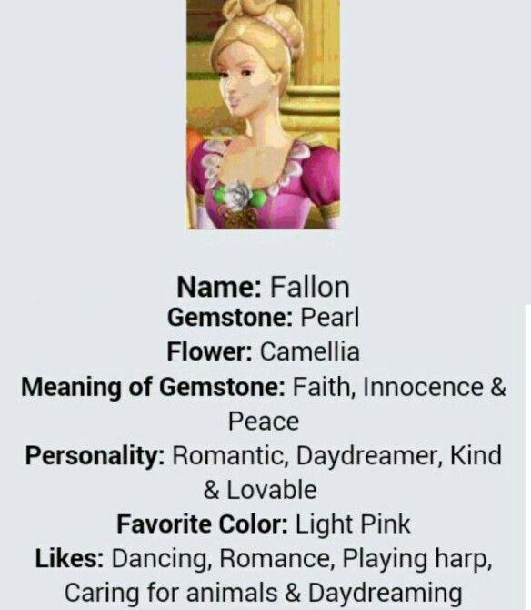 Fallon 12 Dancing Princesses Barbie 12 Dancing Princesses