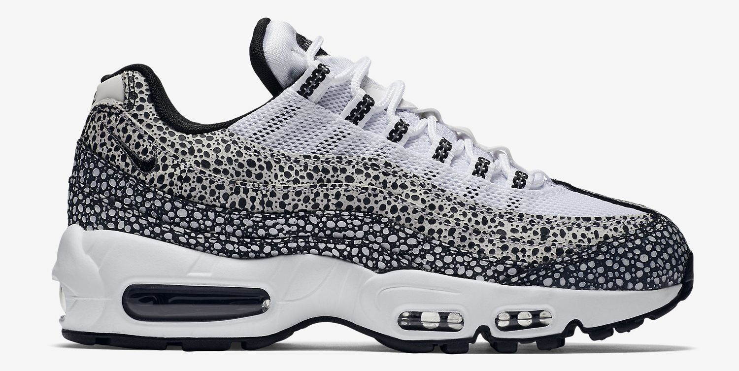 Is The Nike Air Max 95 Safari Too Bold For You? • KicksOnFire.com