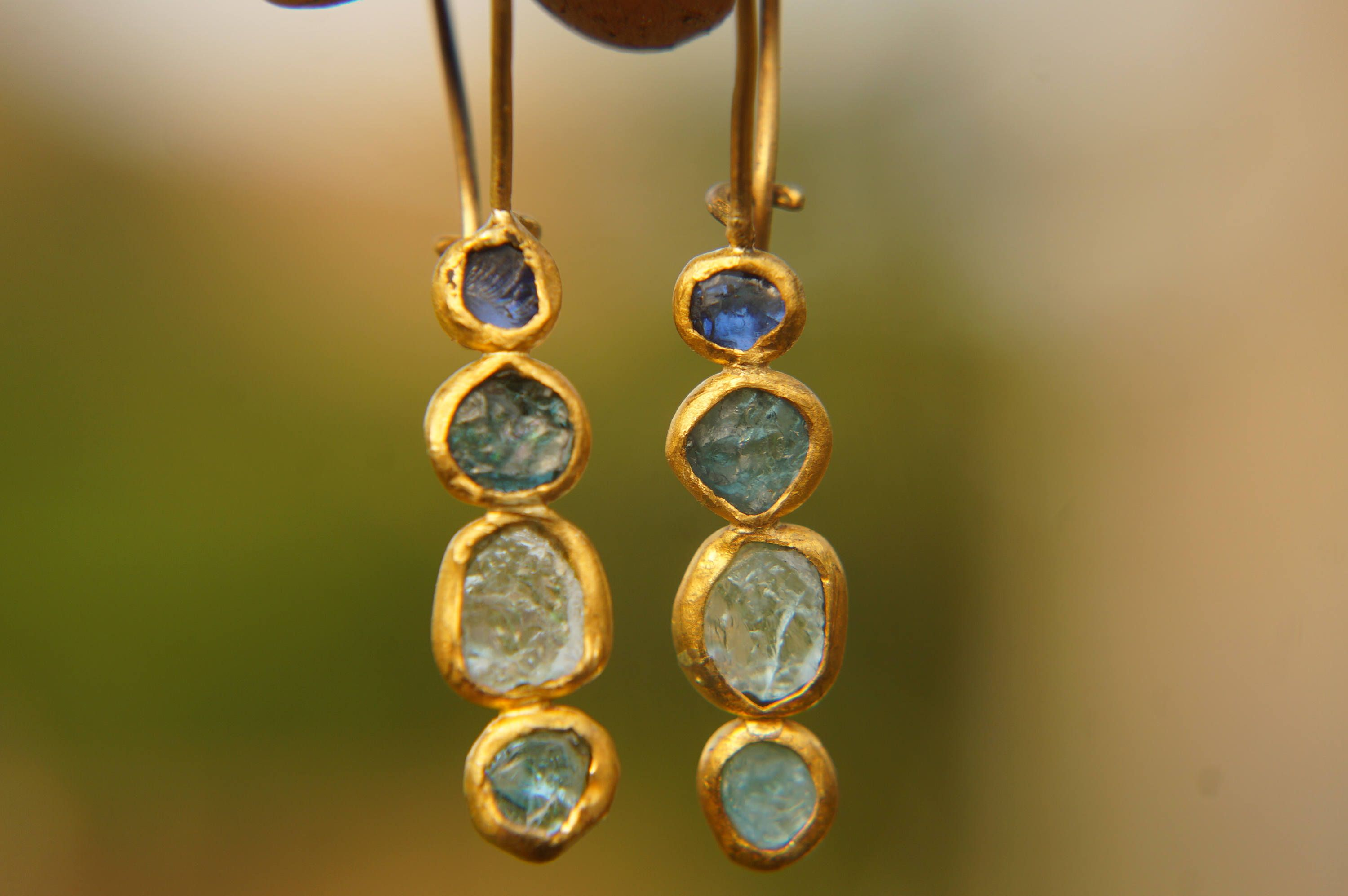 oc sterling drop gopem gold opal silver e products triple ocean behar earrings emerald lika