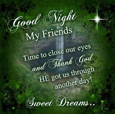 Good Night My Friends Quotes Cute Quote Night Goodnight Good Night